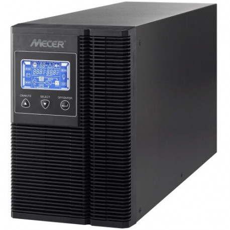 Mecer 2kVA Online Plug and Play UPS