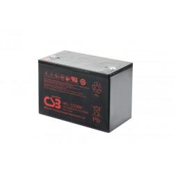 CSB HRL12330W 12 Volt 100Ah 10 Year Sealed Lead Acid Battery