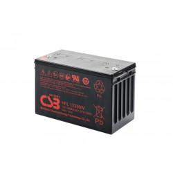 CSB HRL12390W 12 Volt 110Ah 10 Year Sealed Lead Acid Battery
