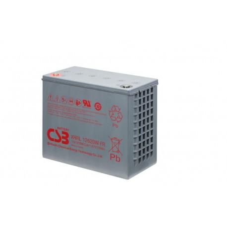 CSB HRL12620W 12 Volt 140Ah 10 Year Sealed Lead Acid Battery