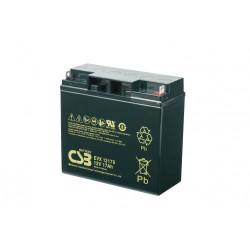 CSB EVX12170 12V 17Ah Deep Cycle VRLA AGM Traction Electric Vehicle Battery