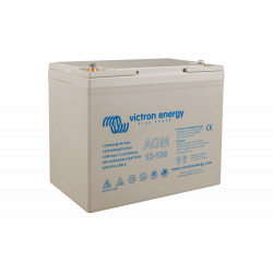 12 Volt 60 AH Victron Sealed Lead Acid Deep Cycle AGM Battery (M8)