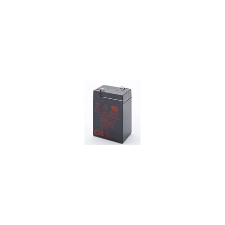 CSB645 6V 4-5AH Sealed Lead Acid Battery