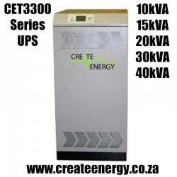 CET3300 Series 40kVA 3 Phase Double Conversion ONLINE UPS
