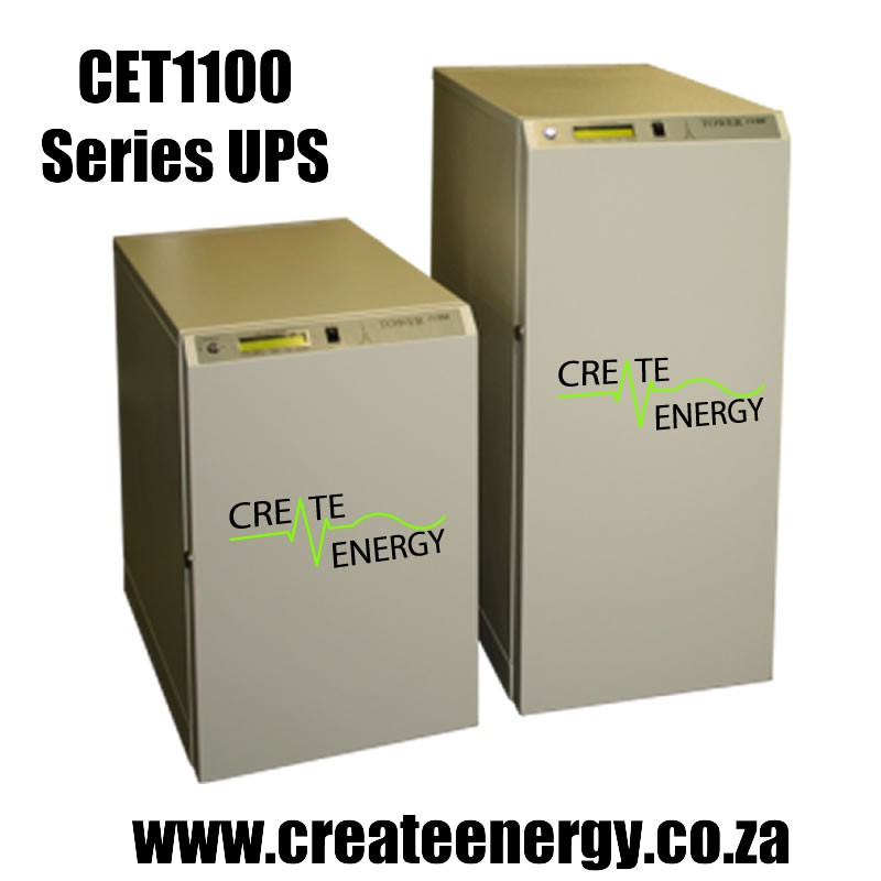 Create Energy On-Line UPS South Africa 20kVA