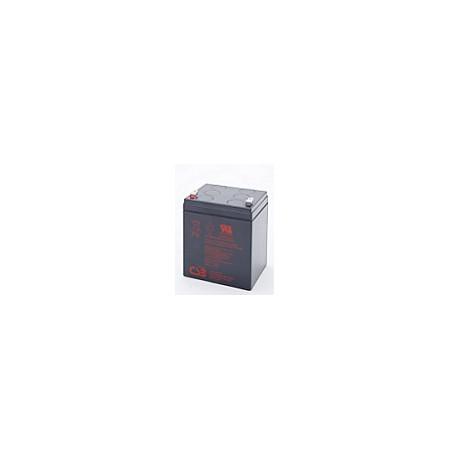 CSB HR1221WF2 12 Volt 5.2 AH Sealed Lead Acid Battery