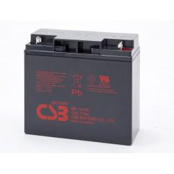 CSB GP12170 12 Volt 17 AH Sealed Lead Acid Battery