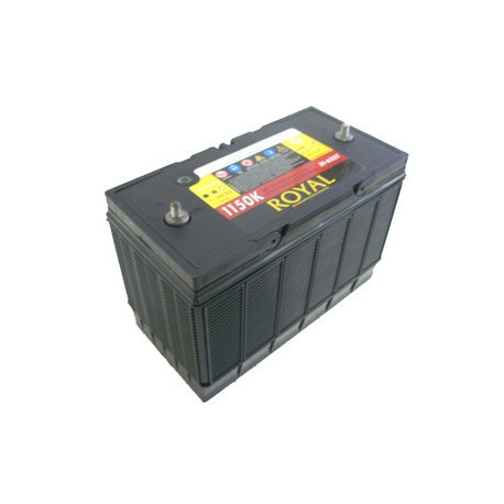 12 Volt 102 AH Semi Sealed Lead Acid Stand-By Storage Battery