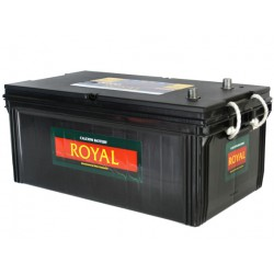 12 Volt 200 AH Semi Sealed Lead Acid Stand-By Storage Battery