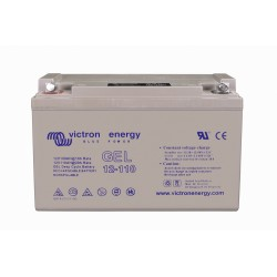 12 Volt 110 AH Gel Victron Sealed Lead Acid Deep Cycle Battery