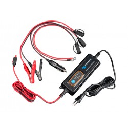 Victron Automotive IP65 Battery Charger 12V/4A - 12V/0,8A with DC connector 200-265 VAC