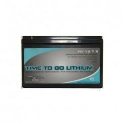 Freedom Won 12V 7.5 Ah Lithium Iron Battery LiFEPO4
